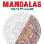 mandalascolorbynumber - Hidden in the Jungle - An Anti Stress Colouring Book