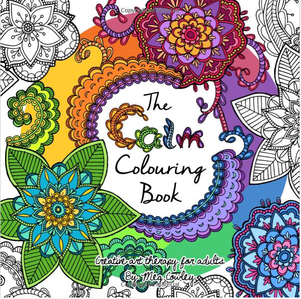 the calm coloringbook - The Calm Colouring Book - Volume 2 - Review