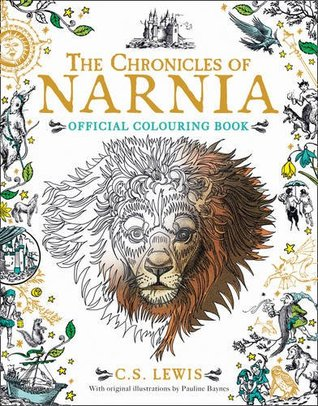 narnia - The Chronicles of Narnia - Official Colouring Book