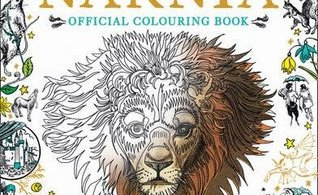 narnia - The Calm Colouring Book - Volume 2 - Review