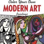 modernart - Inklings 2 - Coloring Book Review