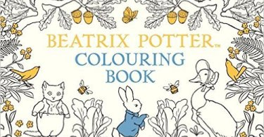 Beatrix Potter Colouring Book Review - My Besties - Fluffys - Big Beautiful Fluffy Girls - Volume 1 - Coloring Book Review