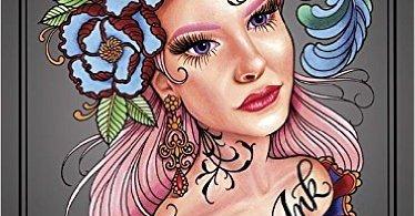markedinink - Fantasy Colouring Book by Tomoko Tashiro