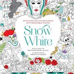 snowwhite - The Chronicles of Narnia - Official Colouring Book