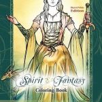 SpiritandFantasy - Flower Fairies Coloring Book Review