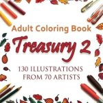 ColoringBookTreasury2 - Simple Designs - by Kimberly Garvey