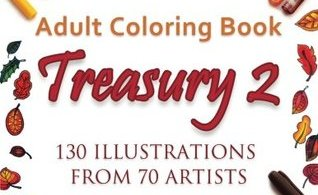 ColoringBookTreasury2 - The Official Trolls Coloring Book