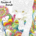 paradiseofanimals  - Color Workshop - Step by Step Guide - Coloring Book Review