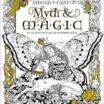 myth - Desert Wonderland - A Serene Coloring Retreat Coloring Book