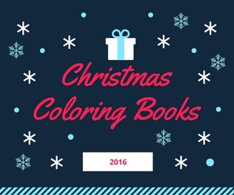 ChristmasHoliday Sale - Christmas Coloring Books for 2016