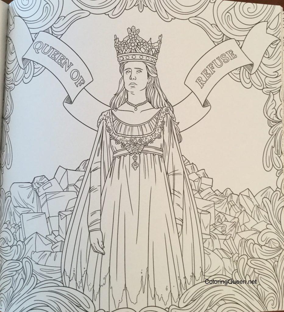 coloring pages princess bride - photo#23