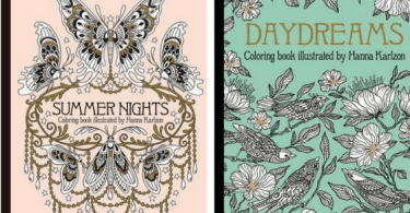 Untitled design1 - The Mysterious Mansion - A New Coloring Book from Daria Song!