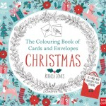 National Trust  The Colouring Book of Cards and Envelopes Christmas 72312 3 456x440 - Colleen Colored Pencils - Neon 72 pc