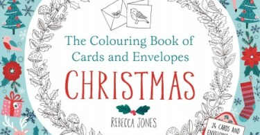 National Trust  The Colouring Book of Cards and Envelopes Christmas 72312 3 456x440 - Cosmo Cricket - Just Add Watercolor - Quote Cards
