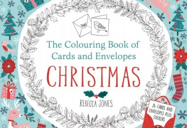 National Trust  The Colouring Book of Cards and Envelopes Christmas 72312 3 456x440 - The Coloring Book of Cards & Envelopes - Christmas