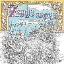 Zemlja Snova (Dreamland) Coloring Book Review