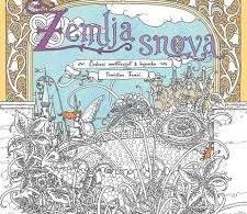 zemljasnova - Vilin San Coloring Book (Fairy's Dream) Tomislav Tomic