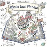 mysteriousplanetsenglish - Inklings - Colouring Book by Tanya Bond