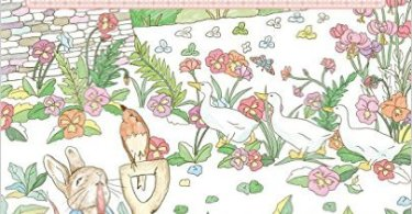 PeterRabbitsWorldToEnjoy - Jungla Cósmica Colouring Book