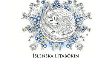 Islenska Litabokin  - Het enige echte Dikke Dames kleurboek voor volwassenen