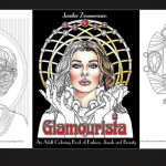 glamourista - Ornamentals Coloring Book Contest and Giveaway