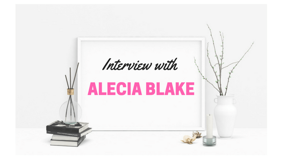 INTERVIEW 1 - Alecia Blake