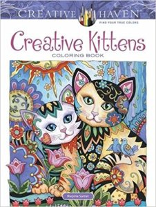 Creative Kittens – Coloring Book Review
