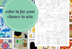 C - Knolling & Geometry Coloring Book Contest & Giveaway