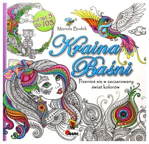 Kraina Basni Coloring Book Review