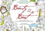 beautyandbeast - Beauty and the Beast Coloring Book Review
