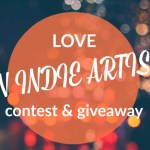 Love an Indie Artist - Ornamentals Coloring Book Contest and Giveaway