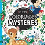 DisneyColoriages - Flower Fairies Coloring Book Review