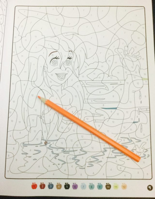 Les ateliers Coloriages Mysteres Coloring Book Review  Coloring Queen