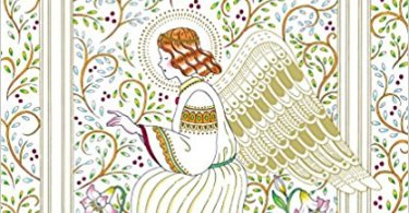 See inside Yoshie Kandou's Beautiful World of the Bible Coloring Book