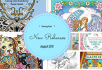 New Releases - Coloring Books - New Releases - August- 2017