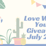 Love What You Do GiveawayJuly 2017 - Love What You Do - Monthly Coloring Book Giveaway