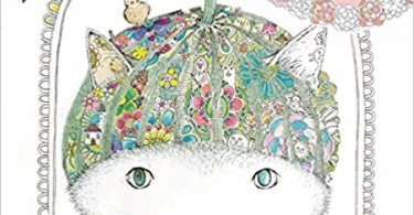 strangeworldofcats - Mysterious Cat and His Friends Coloring Book Review