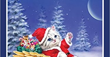 santas kitty helpers coloring book - Nature: A Seasonal Coloring Book Review