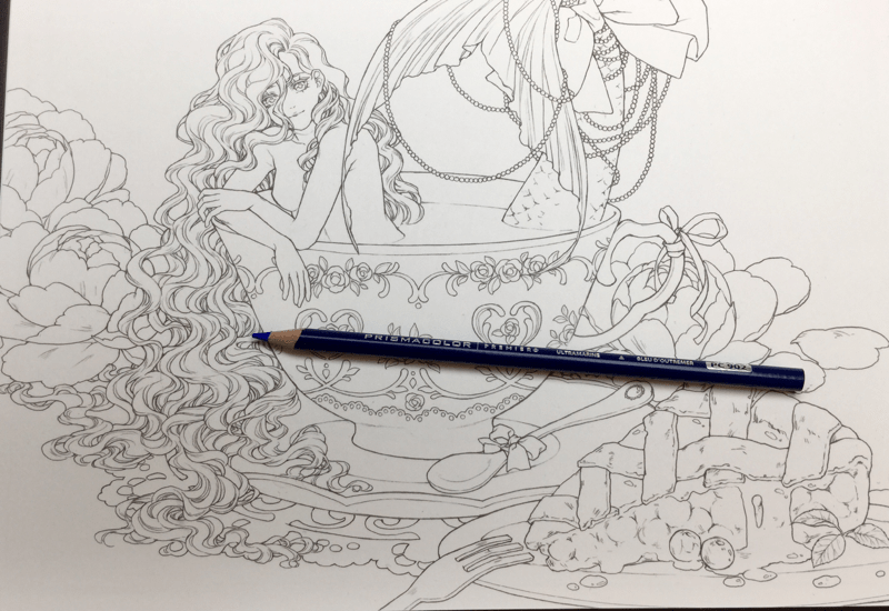 Etheria Coloring Book Review