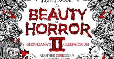 images - The Beauty of Horror II - Ghouliana's Creepatorium Coloring Book Review