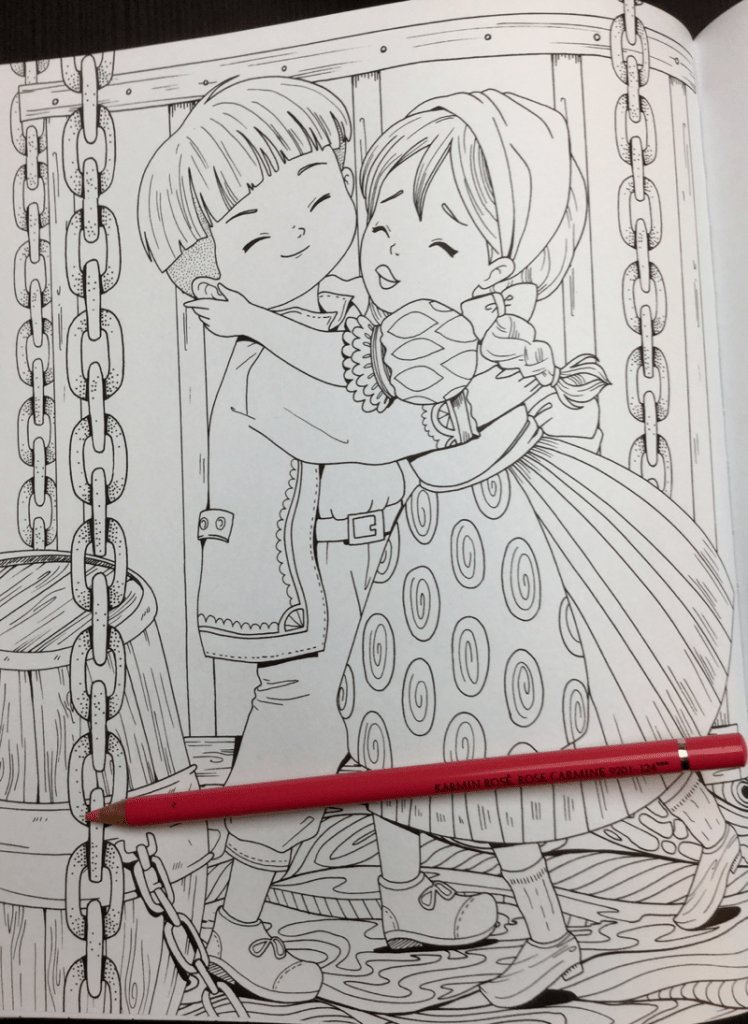 Hansel And Gretel An Amazing Colouring Book Review
