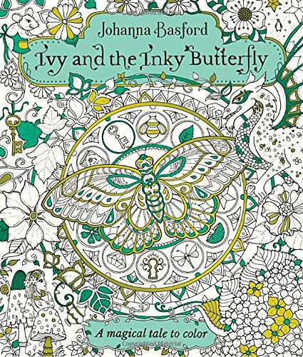 Ivy And The Inky Butterfly Coloring Book Review Coloring