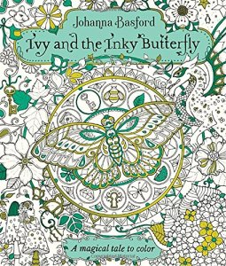 Ivy and the Inky Butterfly Coloring Book Review
