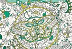 Ivy and the inky butterfly coloring book review - Ivy and the Inky Butterfly Coloring Tutorials
