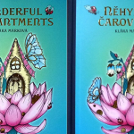 tenderful enchantments coloring book review - Klara Markova Coloring Book Tutorials