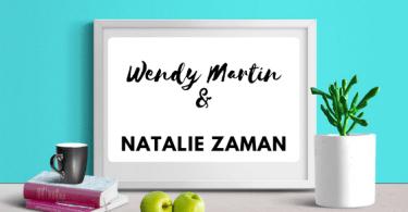 INTERVIEW 1 - Interview Wendy Martin & Natalie Zaman
