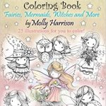 whimscial world coloring book - Colour For Me - The Colouring Book for a Happy Mind