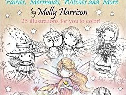 whimscial world coloring book - Whimsical Dreams Coloring Book Review