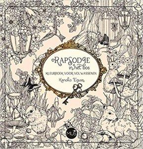 Rapsodie in het bos Kleurboek Voor Volswassen Review