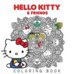 hellokittyandfriends - The Gorgeous Colouring Book for Grown Ups - Discover Your Inner Creative